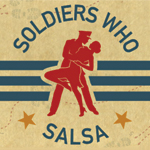 Soldiers Who Salsa logo